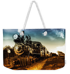 Locomotive Number 4 Weekender Tote Bag