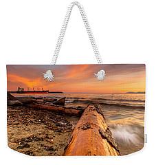 Login To Nature Weekender Tote Bag by Eti Reid
