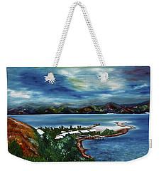 Loloata Island Weekender Tote Bag