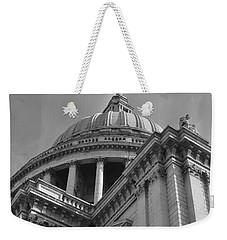 London St Pauls Cathedral Weekender Tote Bag
