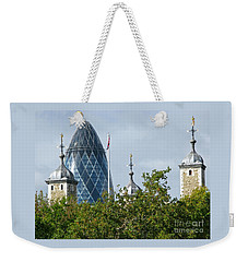 London Towers Weekender Tote Bag