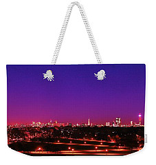 Weekender Tote Bag featuring the photograph London View 1 by Mariusz Czajkowski