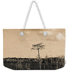 lone cypress III Weekender Tote Bag