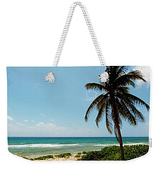 Weekender Tote Bag featuring the photograph Lone Tree by Amar Sheow