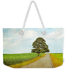 Weekender Tote Bag featuring the photograph Lone Tree by Brooke T Ryan