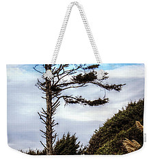 Lone Tree Weekender Tote Bag by Melanie Lankford Photography