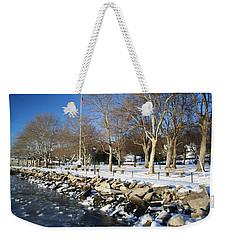 Lonely Park Weekender Tote Bag