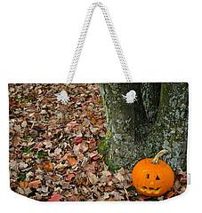 Lonely Pumpkin Weekender Tote Bag