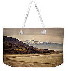 Lonesome Land Weekender Tote Bag by Priscilla Burgers