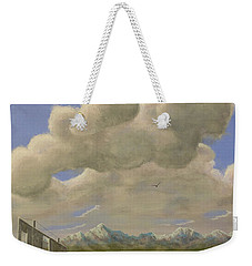 Long Intermission Weekender Tote Bag by Jack Malloch