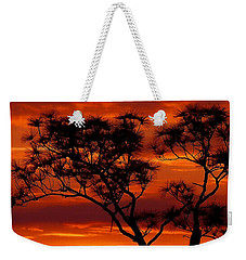 Long Leaf Pine Weekender Tote Bag