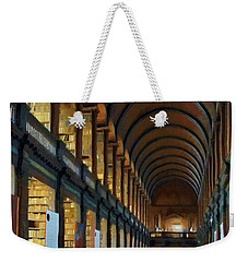 Long Room Weekender Tote Bag