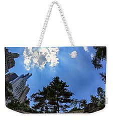 Long Way Up Weekender Tote Bag