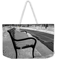 Longing For Spring Weekender Tote Bag