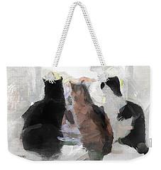 Longing Weekender Tote Bag by Greg Collins