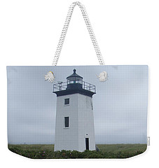 Longpoint Lighthouse Weekender Tote Bag