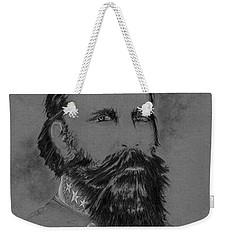 Longstreet's Reluctance Weekender Tote Bag