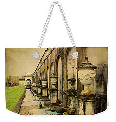 Longwood Gardens Fountains Weekender Tote Bag