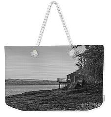 Lonley Boat House Weekender Tote Bag