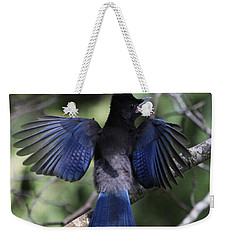 Look At My Wings Weekender Tote Bag by Alyce Taylor