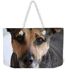 Look In To Her Big Brown Eyes Weekender Tote Bag