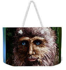Look Into My Eyes... Weekender Tote Bag