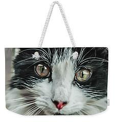 Look Into My Eyes  Weekender Tote Bag