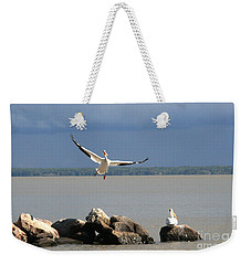 Look Ma - I Can Fly Weekender Tote Bag