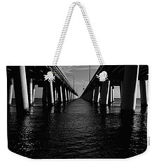 Look Out Below Weekender Tote Bag