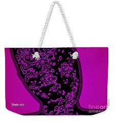Look Pink Weekender Tote Bag
