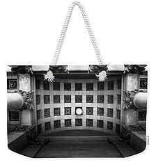 Look Up Weekender Tote Bag by Shane Holsclaw