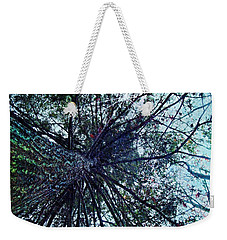 Look Up Through The Trees Weekender Tote Bag