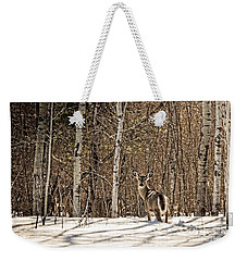 Lookin Back Weekender Tote Bag