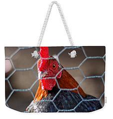 Looking At You Kid Weekender Tote Bag