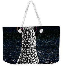 Looking Beyond  Weekender Tote Bag by Leticia Latocki