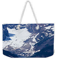 Looking Down At Lake Louise #2 Weekender Tote Bag