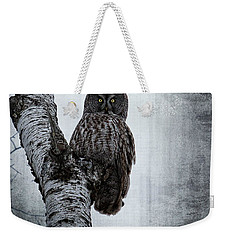 Looking Down Weekender Tote Bag