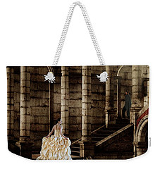 Looking For Love Weekender Tote Bag by Davandra Cribbie