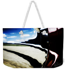 Weekender Tote Bag featuring the photograph Looking Forward by Paul Job