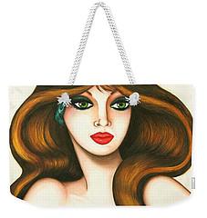 Looking Forward Weekender Tote Bag