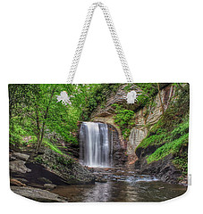 Looking Glass Falls Weekender Tote Bag