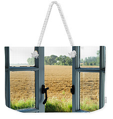 Looking Through A Window Weekender Tote Bag