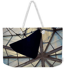 Looking Up At The East Wing Weekender Tote Bag