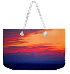 Lookout Mountain Sunset Weekender Tote Bag