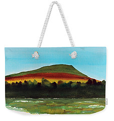 Weekender Tote Bag featuring the painting Lookout Mountain Tn by Frank Bright