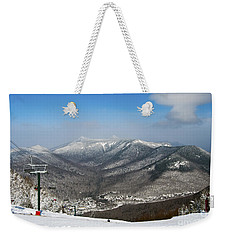 Loon Mountain Ski Resort White Mountains Lincoln Nh Weekender Tote Bag