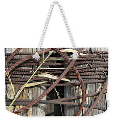 Loop De Loop Weekender Tote Bag by Mary Bedy