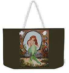 Loralie And Her Daughter Weekender Tote Bag