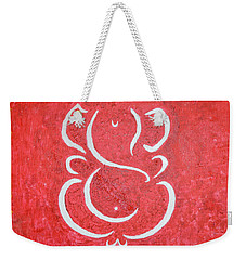 Lord Of Lords Weekender Tote Bag by Sonali Gangane