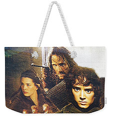Lord Of The Rings Weekender Tote Bag